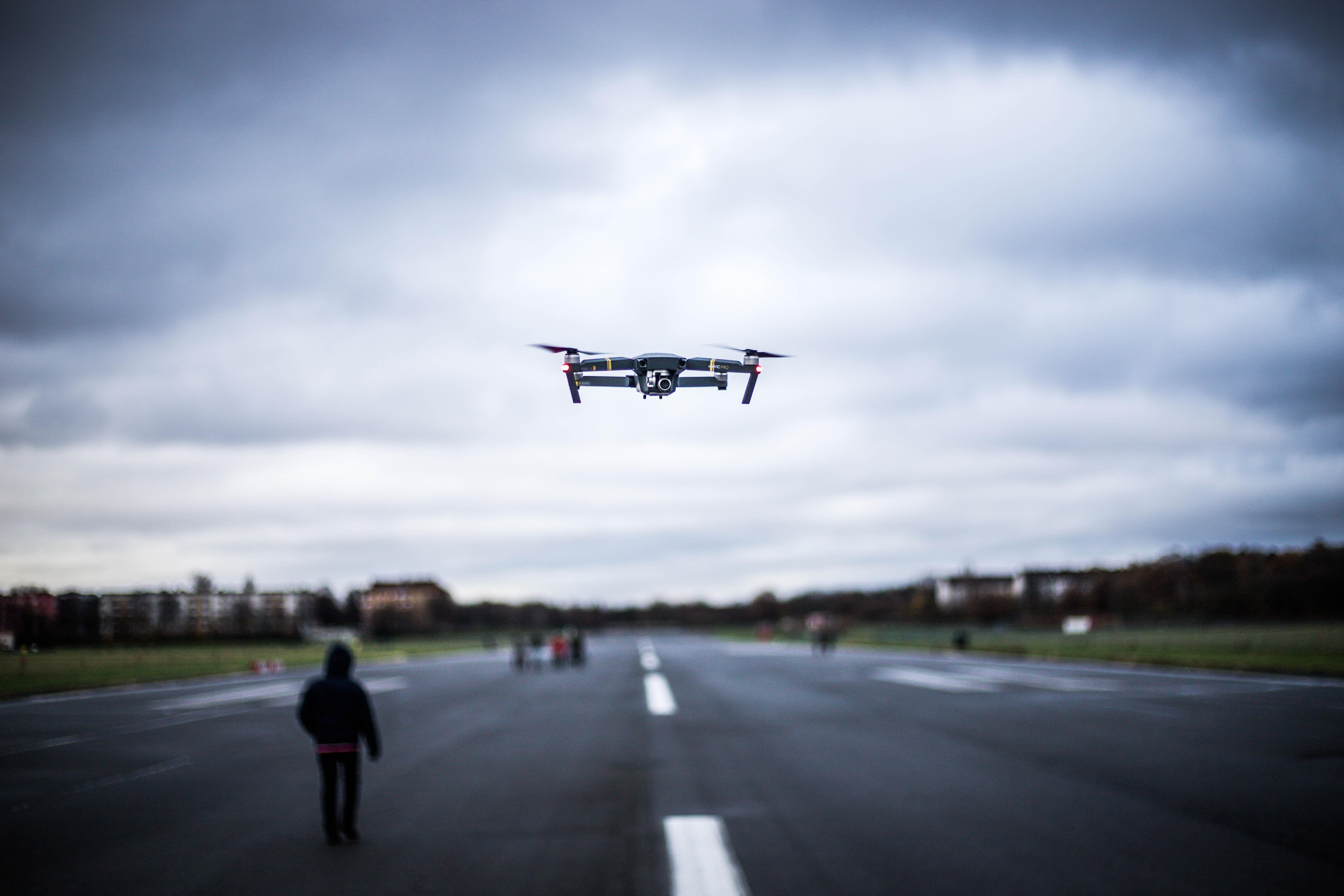 Dronenflug über Berlin, was ist erlaubt?