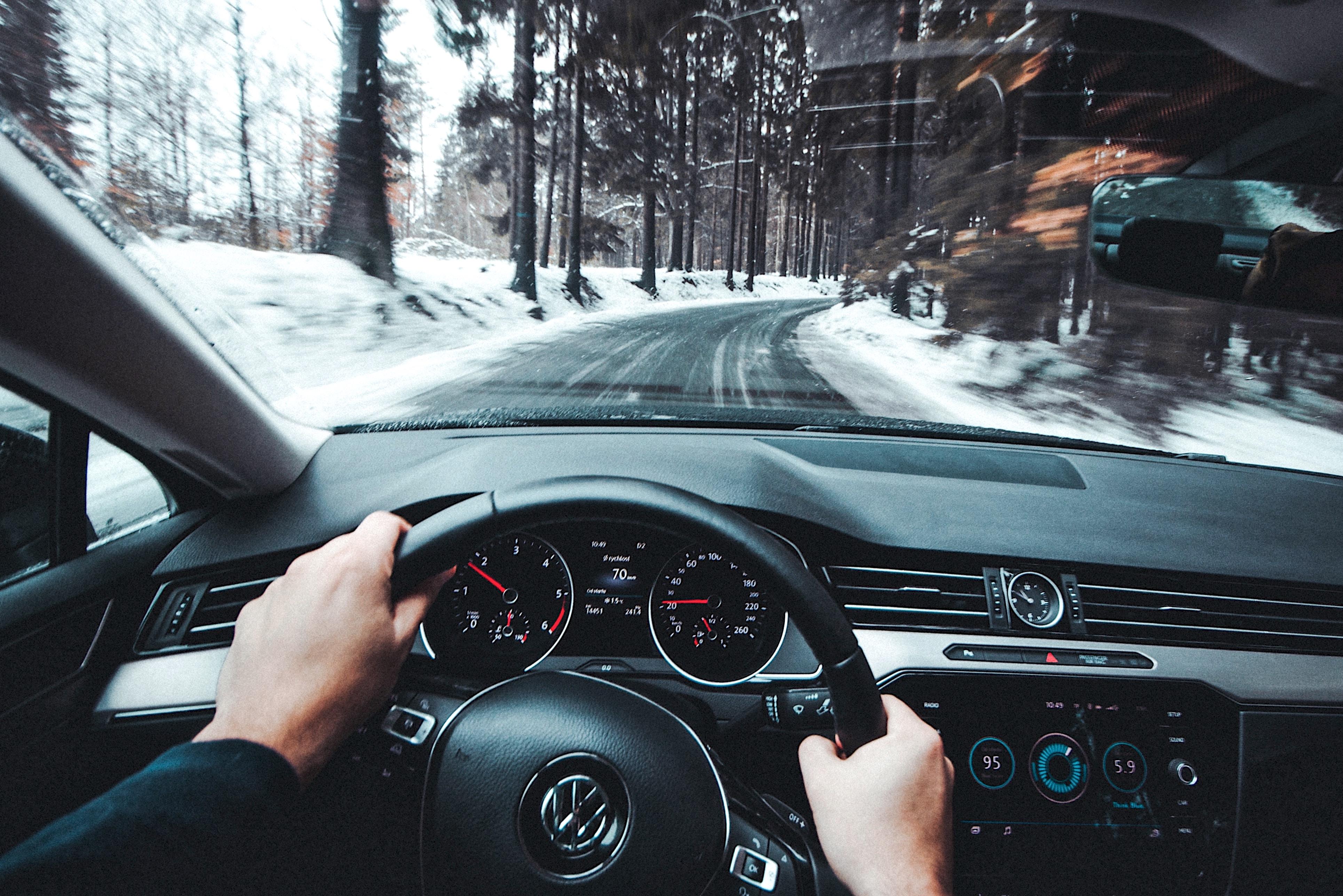 Auto fahren nach Weihnachtsfeier Alkoholtest